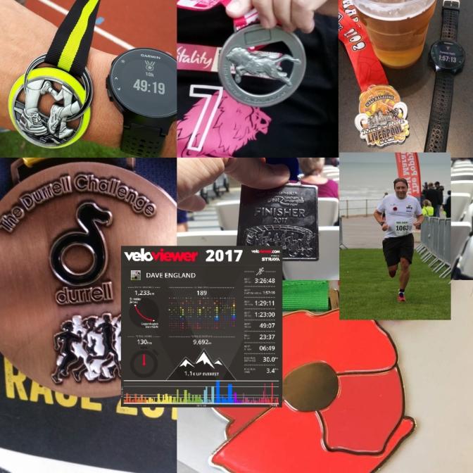 My running year – 2017 edition